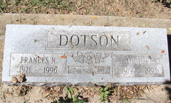 Louis Richard Dotson