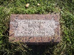 Zell Cochran Bodine