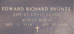 Edward Richard Bronte