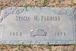 Eustacia Curtis Stacia <i>Mahan</i> Fleming