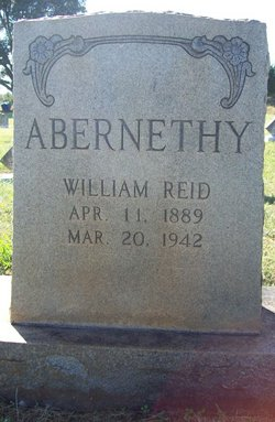 William Reid Abernethy