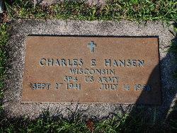 Charles E Hansen