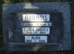 Elmer Sydney Abrams