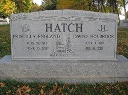 David Holbrook Hatch
