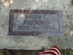 Roger L Johnson
