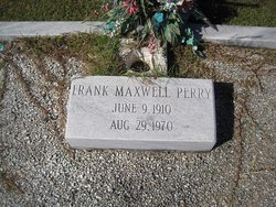 Frank Maxwell Perry