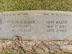 Docia Leah <i>Abernathy</i> Baker