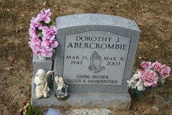 Dorothy J Abercrombie