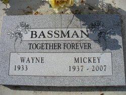Mickey Bassman