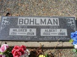 Albert F. Bohlman