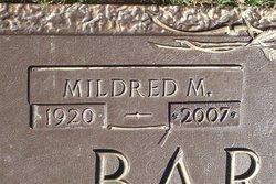 Mildred Mae <i>Graber</i> Bartrug