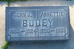 Annettie <i>Davis</i> Bodey