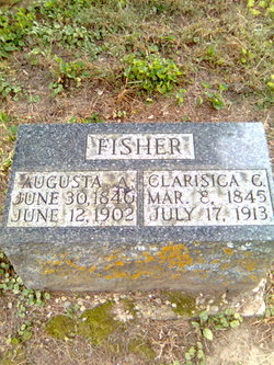 Augusta A Fisher