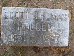 Scott Thomas Holder