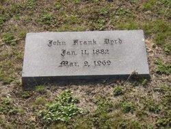John Frank Frank Byrd