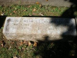 Lizzie E. <i>Tombler</i> Allam