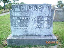 James Dobbins Dobbins Hicks