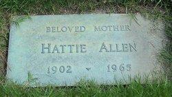 Hattie Allen