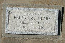 Mrs Helen M. Clark