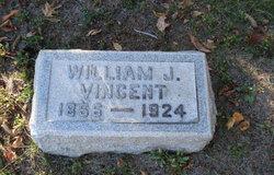 William J Vincent