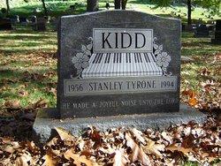 Stanley Tyrone Kidd