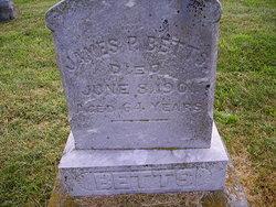 James P Betts