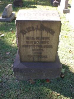 Eliza J. <i>Hower</i> Bruch