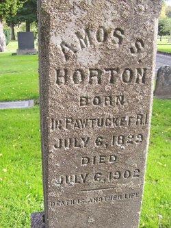 Amos S. Horton