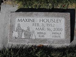 Maxine Housley