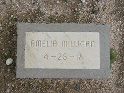 Amelia Milligan