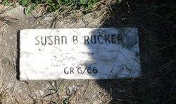 Susan <i>Bays</i> Rucker
