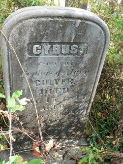 Cyrus Culver