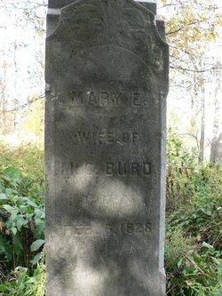 Mary Elizabeth <i>Culver</i> Burd