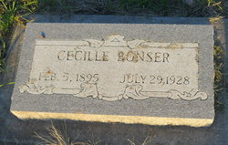 Cecille Theresa <i>Ducharme</i> Bonser