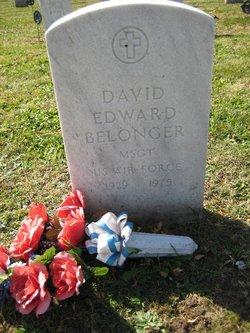 David Edward Belonger