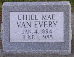 Ethel Mae <i>Brown</i> Van Every