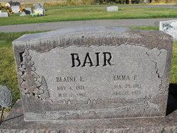 Blaine Edmund Bair
