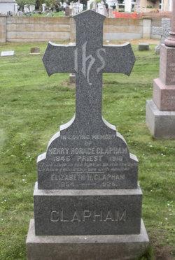 Henry Horace Clapham