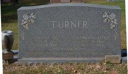 Florence Ellen Turner