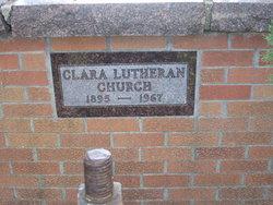 Clara Lutheran Cemetery