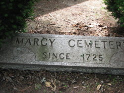 Marcy Cemetery