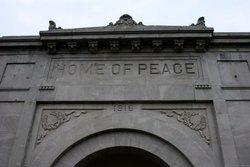 Home of Peace Mausoleum