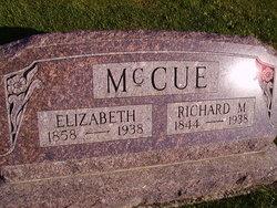 Mary Elizabeth <i>Rodgers</i> McCue
