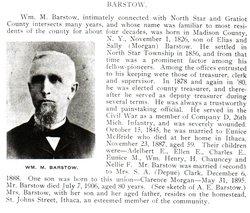William M Barstow