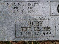 Ruby <i>Edwards</i> Cates