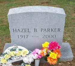 Hazel <i>Rogers</i> Parker