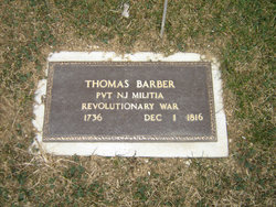 Thomas Barber