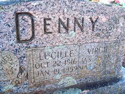Leona Lucille <i>Flanagan</i> Denny