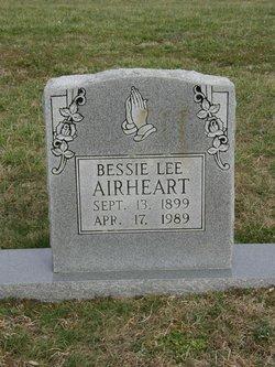 Bessie Lee <i>Mills</i> Airheart