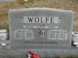 Johnnie W. Wolfe, Sr.